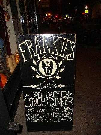 Frankies Spuntino 17 : frankies 17