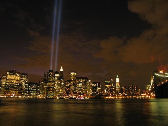 New York: ya de noche