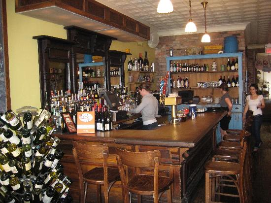 Miss Lucy's Kitchen : The Bar
