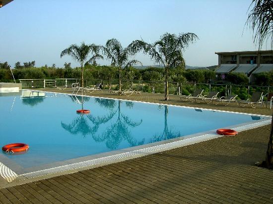 Gialova, Greece: The pool