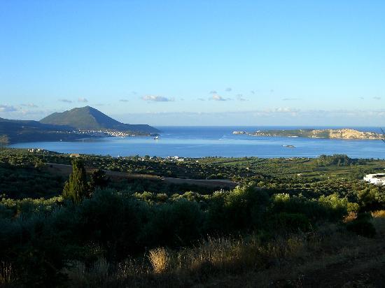 Gialova, Greece: Navarino bay