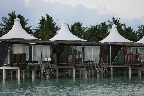 Hakuraa Island: Our Water Villa