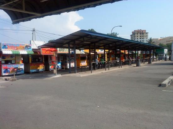 Sungai Petani Bus Station