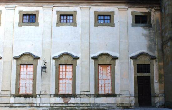 Arezzo - Illusionismo spicciolo.