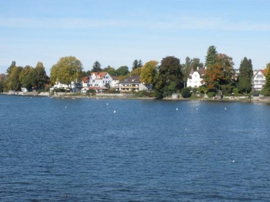 Ingolstadt, Tyskland: Lindau - The lake