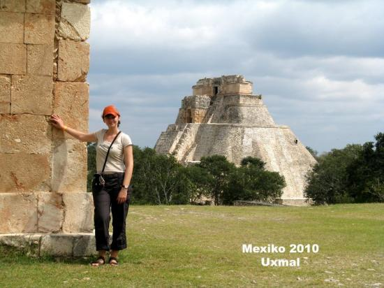 Uxmal ภาพถ่าย