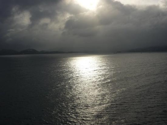 Santa Lucía: Looks like another perfect start