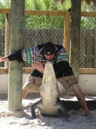 Everglades - Miccosukee Indian