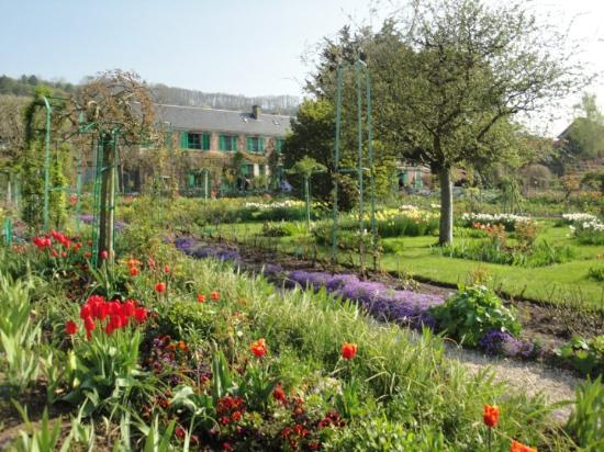 Giverny, Francja: Monet's house & garden :0