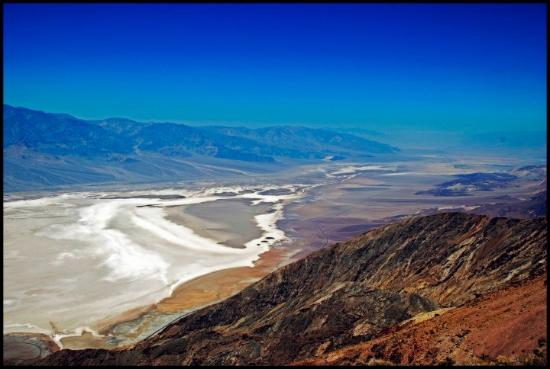 Parque Nacional del Valle de la Muerte, CA: Death Valley, Nevada, USA