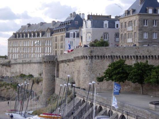 Saint-Malo, Prancis: DSCN2506