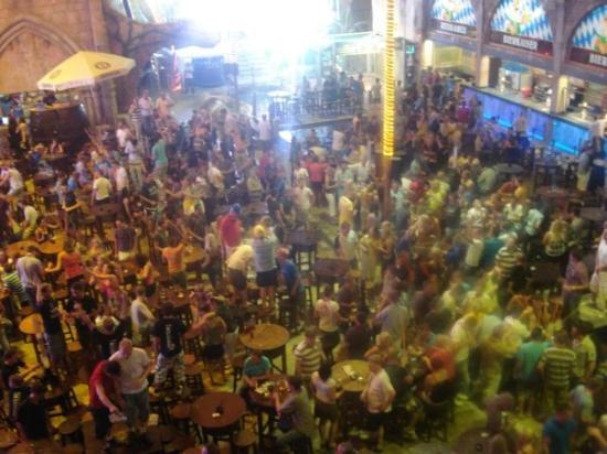 El Arenal, Spanyol: im der Mega Arena