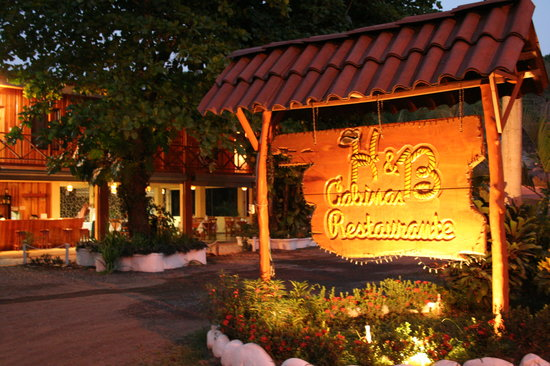 H&B Lodge and Restaurant: Edificio H&B