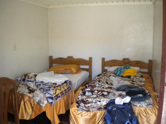 Hotel Marith: The inside of our room!