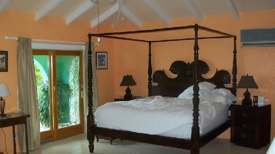 """Carringtons Inn St. Croix: Our Room """"Flamboyant"""""""