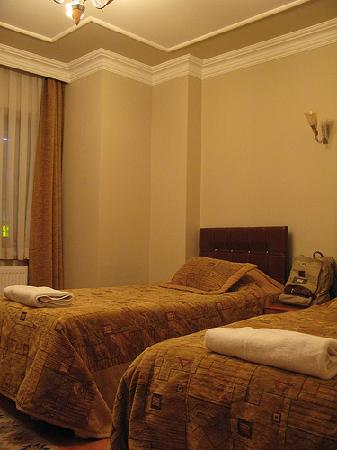 Star Hotel Istanbul: Room,,,, I think it is #301