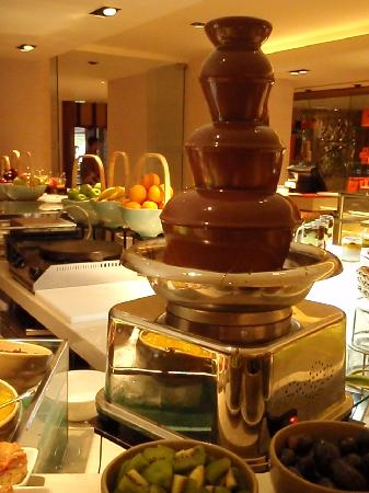 Mandarin Oriental Jakarta: desserts
