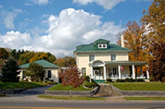Abingdon, VA: Summerfield Inn Bed and Breakfast