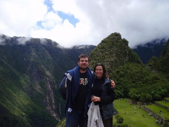 Inca Trail: En la ciudad