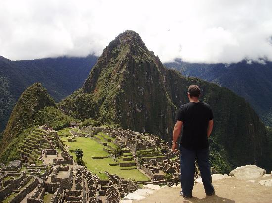 Inca Trail: Desde la casa del vigia
