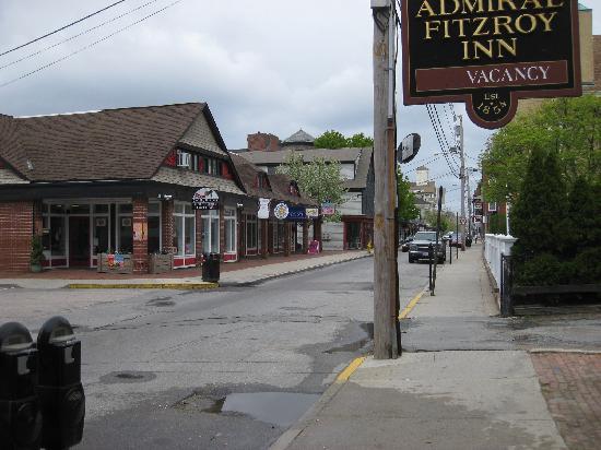 Admiral Fitzroy Inn: street view