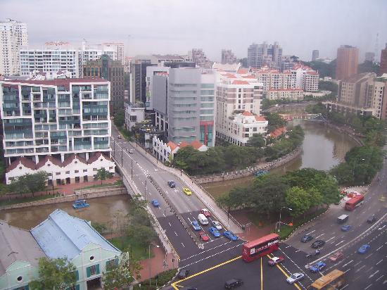 Hotel Miramar: River view