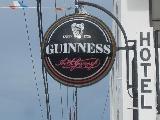Irish House: guinness!!!!