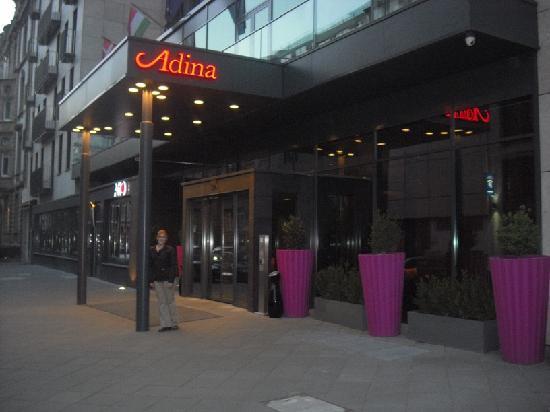 Adina Hotel Frankfurt Westend