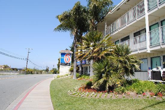 Motel 6 Santa Barbara - Carpinteria North: front