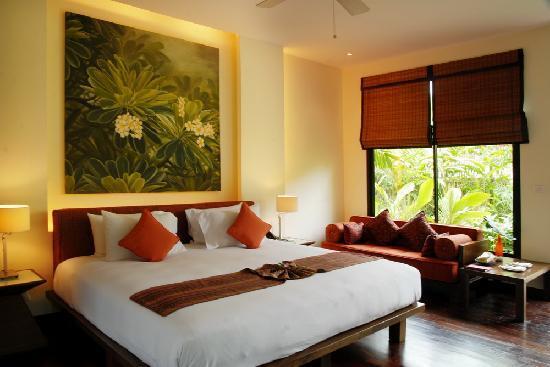 Le Paradis Boutique Resort & Spa: Contemporary villa