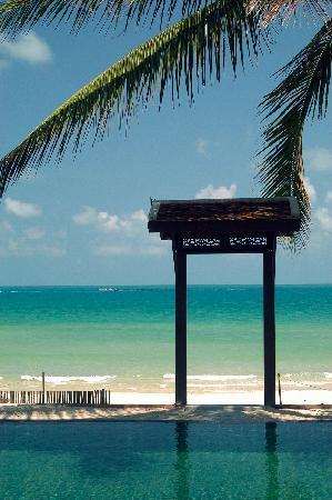 Le Paradis Boutique Resort & Spa: Swimming pool area
