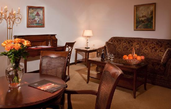 Grand Sal Hotel : Suite