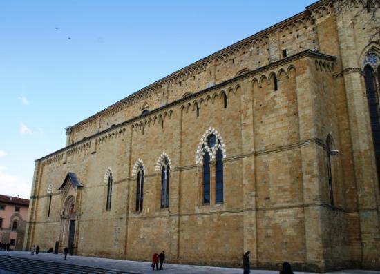 Arezzo - il Duomo
