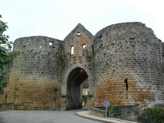 Sarlat-la-Caneda, France: Domme