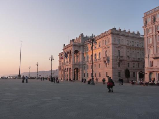 Bilde fra Piazza dell'Unita d'Italia