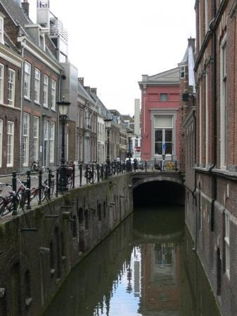 Utrecht, city centre