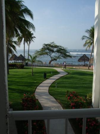 Royal Decameron Salinitas: Passage pour aller à la plage