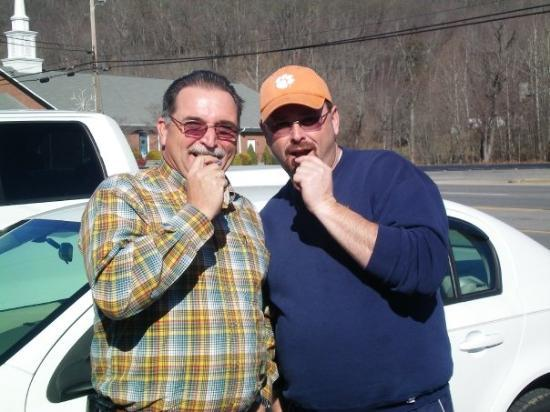 Maggie Valley, Carolina del Nord: Frank & Terry