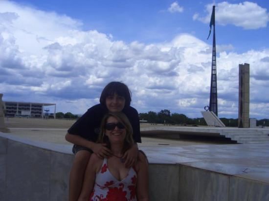 Brasilia, DF: Praça dos Tres Poderes