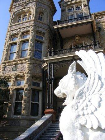 """""""The Bishop's Palace""""  Galveston, TX"""