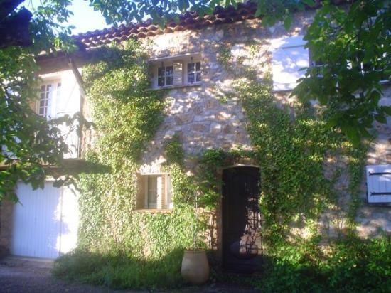 Ampus, France : Mijn huisje