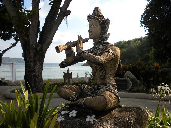 Thavorn Beach Village Resort & Spa: restaurant