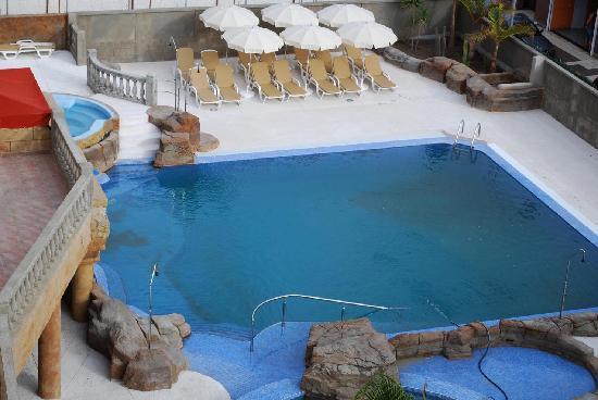Walkirias Resort: Piscina