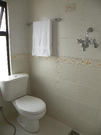 Asmita Bed & Breakfast: BATHROOMS