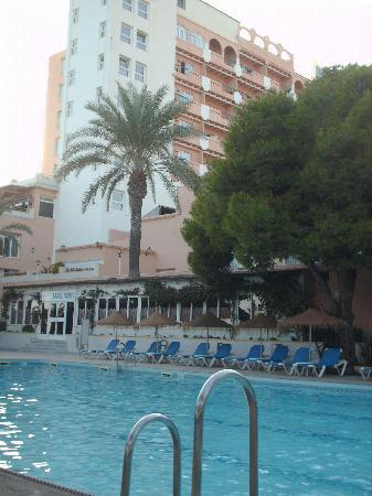 Playadulce Hotel: Piscina