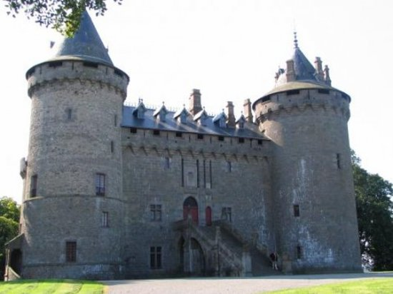 Chateau de Combourg: le château