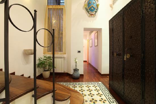 B&B Palazzo del Duca : INGRESSO/ENTRANCE