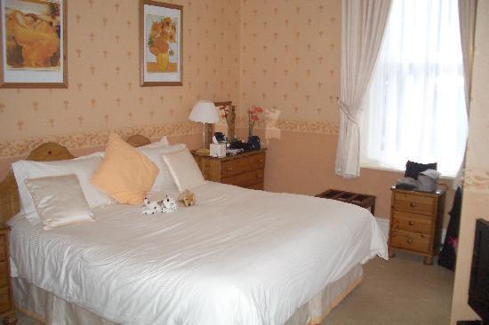 The Balincourt: Bedroom