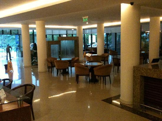 Hotel Casino Acaray: Recepção