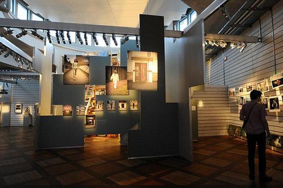 """Paris, France: Exposition permanente """"Repères"""